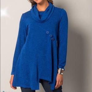 NWT Soft Works Sweater Tunic